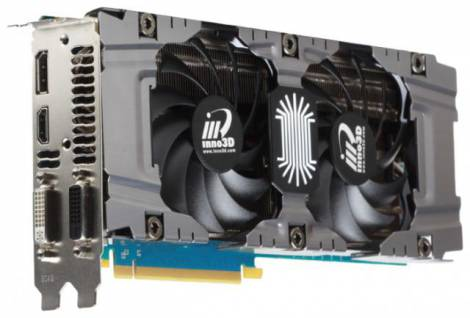 Видеокарта Inno3D GeForce GTX 670 (915МГц, GDDR5 4096Мб 6008МГц 256 бит)