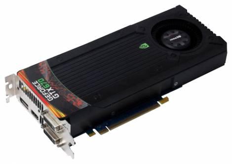 Видеокарта Inno3D GeForce GTX 670 (915МГц, GDDR5 2048Мб 6008МГц 256 бит)