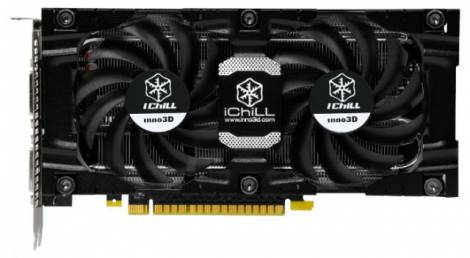 Видеокарта Inno3D GeForce GTX 750 Ti (1202МГц, GDDR5 2048Мб 6000МГц 128 бит)