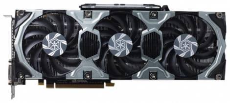 Видеокарта Inno3D GeForce GTX 770 (1150МГц, GDDR5 2048Мб 7200МГц 256 бит)