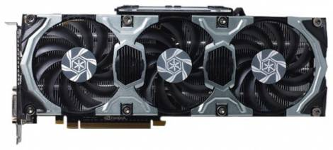 Видеокарта Inno3D GeForce GTX 770 (1150МГц, GDDR5 4096Мб 7200МГц 256 бит)