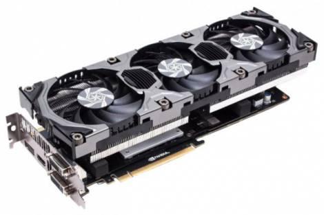 Видеокарта Inno3D GeForce GTX 780 Ti (1006МГц, GDDR5 3072Мб 7200МГц 384 бит)