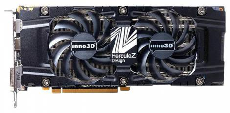 Видеокарта Inno3D GeForce GTX 780 Ti (902МГц, GDDR5 3072Мб 7000МГц 384 бит)