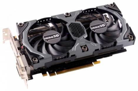 Видеокарта Inno3D GeForce GTX 970 (1088МГц, GDDR5 4096Мб 7000МГц 256 бит)