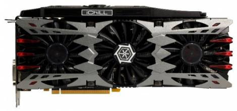 Видеокарта Inno3D GeForce GTX 970 (1178МГц, GDDR5 4096Мб 7200МГц 256 бит)