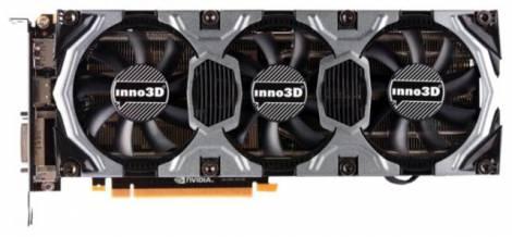 Видеокарта Inno3D GeForce GTX 980 (1152МГц, GDDR5 4096Мб 7000МГц 256 бит)