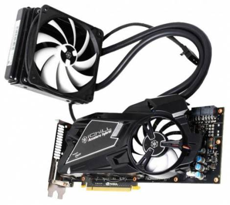Видеокарта Inno3D GeForce GTX TITAN (937МГц, GDDR5 6144Мб 6008МГц 384 бит)