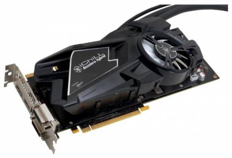Видеокарта Inno3D GeForce GTX TITAN Black (1020МГц, GDDR5 6144Мб 7000МГц 384 бит)