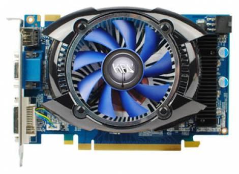 Видеокарта KFA2 GeForce GTS 450 (783МГц, GDDR5 1024Мб 3608МГц 128 бит)