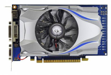 Видеокарта KFA2 GeForce GTX 750 (1020МГц, GDDR5 1024Мб 5000МГц 128 бит)