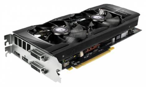 Видеокарта KFA2 GeForce GTX 760 (1058МГц, GDDR5 4096Мб 6008МГц 256 бит)