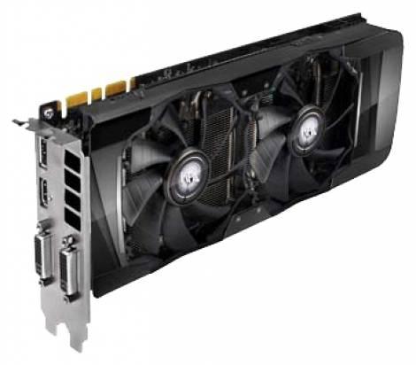 Видеокарта KFA2 GeForce GTX 770 (1110МГц, GDDR5 2048Мб 7010МГц 256 бит)