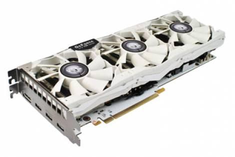 Видеокарта KFA2 GeForce GTX 770 (1202МГц, GDDR5 2048Мб 7010МГц 256 бит)