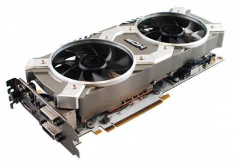 Видеокарта KFA2 GeForce GTX 780 (1019МГц, GDDR5 3072Мб 6008МГц 384 бит)