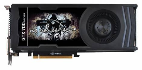 Видеокарта KFA2 GeForce GTX 780 Ti (875МГц, GDDR5 3072Мб 7000МГц 384 бит)