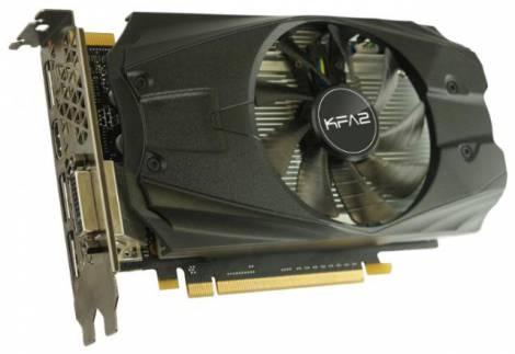 Видеокарта KFA2 GeForce GTX 950 (1114МГц, GDDR5 2048Мб 6610МГц 128 бит)