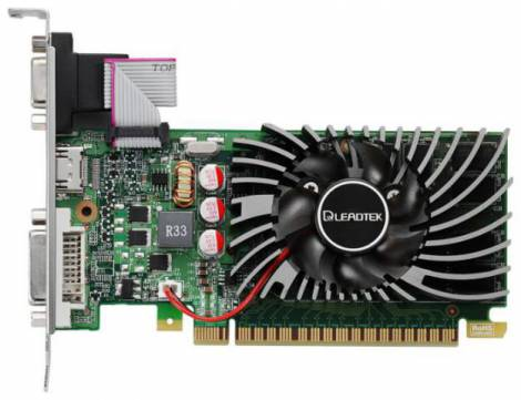 Видеокарта Leadtek GeForce GT 430 (700МГц, GDDR3 1024Мб 1800МГц 128 бит)