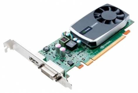 Видеокарта Lenovo Quadro 600 (640МГц, GDDR3 1024Мб 1600МГц 128 бит)