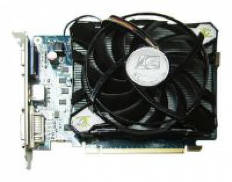 Видеокарта Manli GeForce GT 240 (550МГц, GDDR3 1024Мб 1580МГц 128 бит)