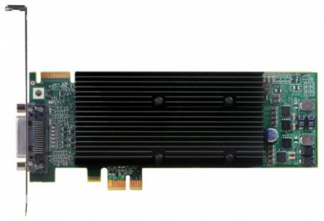 Видеокарта Matrox M9120 (GDDR2 512Мб 128 бит)