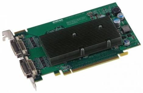 Видеокарта Matrox M9125 (GDDR2 512Мб 64 бит)