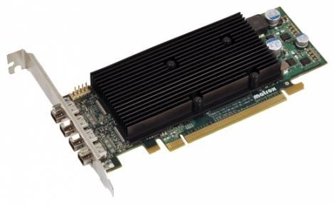 Видеокарта Matrox M9148 (GDDR2 1024Мб 128 бит)