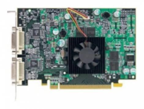 Видеокарта Matrox (200МГц, GDDR 128Мб 500МГц 256 бит)