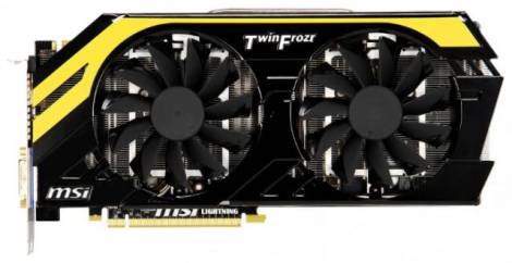 Видеокарта MSI GeForce GTX 770 (1150МГц, GDDR5 2048Мб 7010МГц 256 бит)