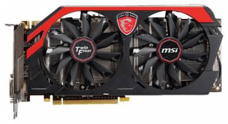 Видеокарта MSI GeForce GTX 780 (954МГц, GDDR5 6144Мб 6008МГц 384 бит)