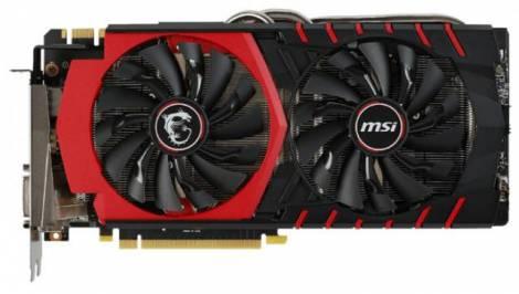 Видеокарта MSI GeForce GTX 980 (1216МГц, GDDR5 4096Мб 7010МГц 256 бит)
