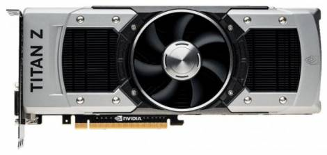 Видеокарта MSI GeForce GTX TITAN Z (705МГц, GDDR5 12288Мб 70000МГц 768 бит)