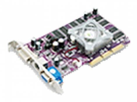 Видеокарта Palit GeForce FX 5700 LE (250МГц, GDDR 256Мб 400МГц 128 бит)