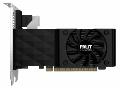 Видеокарта Palit GeForce GT 730 (700МГц, GDDR3 2048Мб 1400МГц 128 бит)