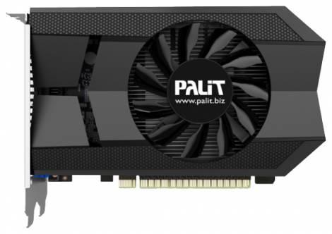 Видеокарта Palit GeForce GTX 650 Ti (1006МГц, GDDR5 1024Мб 5500МГц 128 бит)