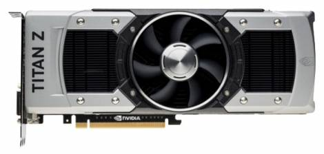 Видеокарта Palit GeForce GTX TITAN Z (705МГц, GDDR5 12288Мб 70000МГц 768 бит)