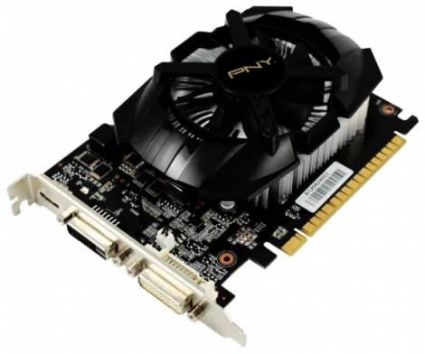 Видеокарта PNY GeForce GTX 650 (1058МГц, GDDR5 1024Мб 5000МГц 128 бит)