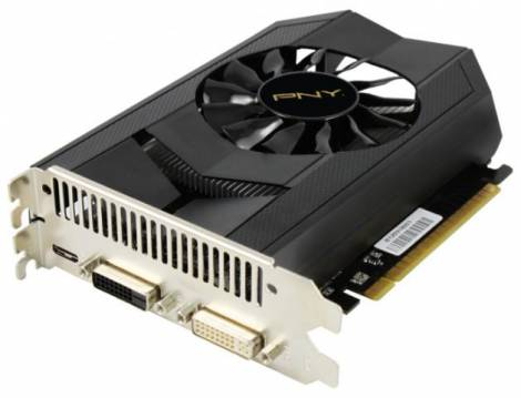 Видеокарта PNY GeForce GTX 650 Ti (928МГц, GDDR5 1024Мб 5400МГц 128 бит)