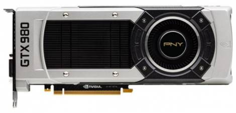 Видеокарта PNY GeForce GTX 980 (1126МГц, GDDR5 4096Мб 7000МГц 256 бит)