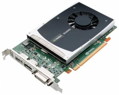 Видеокарта PNY Quadro 2000 (625МГц, GDDR5 1024Мб 2600МГц 128 бит)