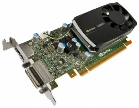 Видеокарта PNY Quadro 400 (769МГц, GDDR3 512Мб 1540МГц 64 бит)