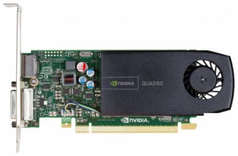 Видеокарта PNY Quadro 410 (706МГц, GDDR3 512Мб 1750МГц 64 бит)