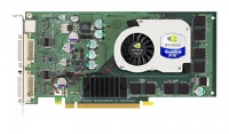 Видеокарта PNY Quadro FX 1300 (350МГц, GDDR 128Мб 550МГц 128 бит)
