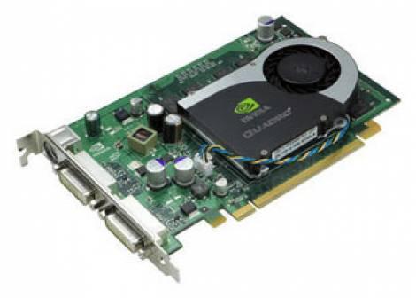 Видеокарта PNY Quadro FX 1700 (460МГц, GDDR2 512Мб 800МГц 128 бит)