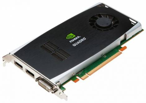 Видеокарта PNY Quadro FX 1800 (550МГц, GDDR3 768Мб 1600МГц 192 бит)