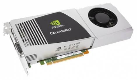 Видеокарта PNY Quadro FX 4800 (602МГц, GDDR2 1536Мб 1600МГц 384 бит)