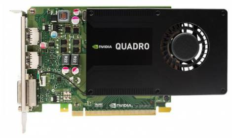 Видеокарта PNY Quadro K2200 (1000МГц, GDDR5 4096Мб 1250МГц 128 бит)