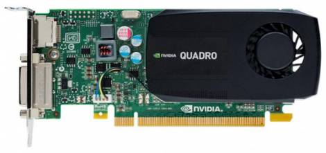Видеокарта PNY Quadro K420 (876МГц, GDDR3 1024Мб 900МГц 128 бит)