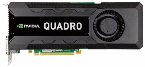 Видеокарта PNY Quadro K5000 (700МГц, GDDR5 4096Мб 1352МГц 256 бит)