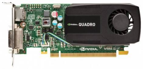 Видеокарта PNY Quadro K600 (875МГц, GDDR3 1024Мб 1800МГц 128 бит)