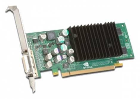 Видеокарта PNY Quadro NVS 285 (250МГц, GDDR 128Мб 400МГц 64 бит)